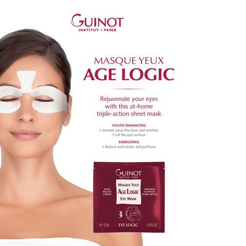 Age Logic Masque Yeux by Guinot